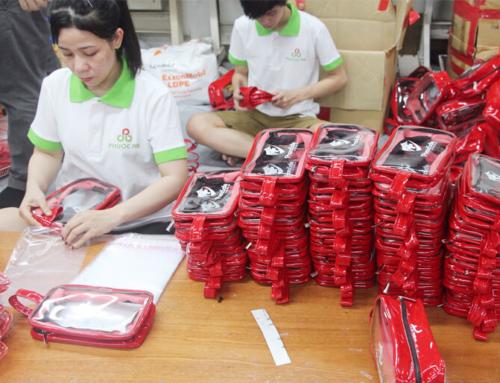 Công ty may Phước An – Sản xuất & cung ứng tặng phẩm, đồng phục doanh nghiệp